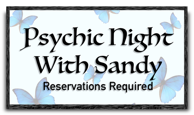Psychic Medium Night